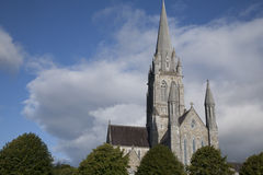Iglesia de la catedral; Killarney Foto de archivo