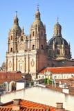 Iglesia de la Clerecia à Salamanque image libre de droits