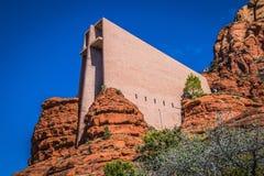 Iglesia de la cruz santa Foto de archivo