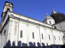 Iglesia de la cubierta santa Foto de archivo libre de regalías
