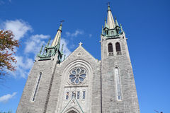 Iglesia de la familia santa Fotos de archivo