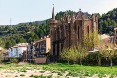 Iglesia de la familia santa del Bauma Fotos de archivo