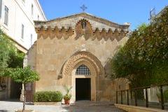 Iglesia de la flagelación Fotos de archivo libres de regalías