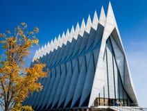 Iglesia de la fuerza aérea fotografía de archivo