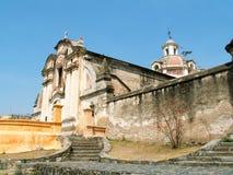 Iglesia de la jesuita en Alta Gracia Imagenes de archivo