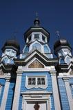 Iglesia de la madre del icono de dios Druskininkai, Lituania Fotografía de archivo libre de regalías