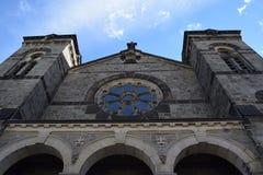 Iglesia de la misión de California Fotografía de archivo