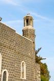 Iglesia de la multiplicación de panes y de pescados. fotos de archivo libres de regalías