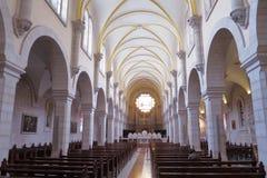 Iglesia de la natividad - Belén - Israel Imagen de archivo