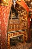 Iglesia de la natividad en Belén Fotos de archivo libres de regalías