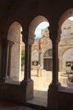 Iglesia de la natividad en Bethlehem fotografía de archivo libre de regalías