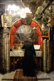 Iglesia de la natividad en Bethlehem Foto de archivo