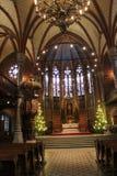 Iglesia de la Navidad en Lund fotografía de archivo libre de regalías