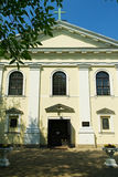 Iglesia de la nuestra señora de Loreto en Varsovia, Polonia imágenes de archivo libres de regalías