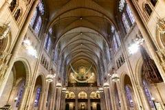Iglesia de la orilla - Nueva York imágenes de archivo libres de regalías