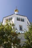 Iglesia de la ortodoxia imagen de archivo