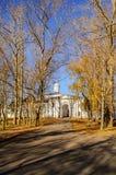 Iglesia de la presentación con el refectorio Imagenes de archivo