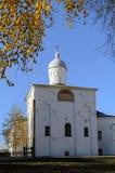 Iglesia de la presentación con el refectorio Fotos de archivo