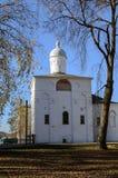 Iglesia de la presentación con el refectorio Imagen de archivo libre de regalías