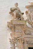 Iglesia de la pureza Martina Franca Puglia Italia fotografía de archivo
