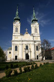 Iglesia de la reina de la Virgen fotos de archivo