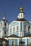 Iglesia de la resurrección (1818) Foto de archivo libre de regalías
