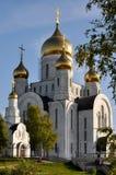 Iglesia de la resurrección Fotografía de archivo