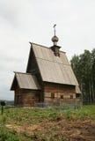 Iglesia de la resurrección de Cristo en Ples Fotos de archivo libres de regalías