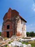 Iglesia de la ruina Imagen de archivo
