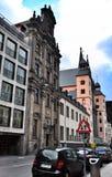 Iglesia de la suposición de la Virgen María bendecida en Colonia Imagen de archivo libre de regalías