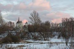 Iglesia de la transfiguración Imágenes de archivo libres de regalías