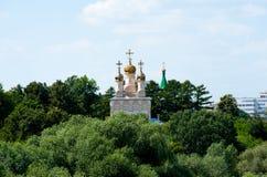 Iglesia de la transfiguración de nuestro salvador en Yar Fotografía de archivo libre de regalías