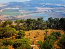 Iglesia de la transfiguración en el soporte Tabor en Israel Fotografía de archivo libre de regalías