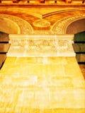 Iglesia de la transfiguración en el soporte Tabor en Israel Fotos de archivo