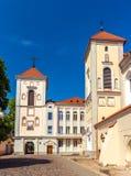 Iglesia de la trinidad santa en Kaunas Imagen de archivo