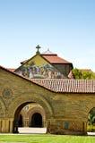 Iglesia de la Universidad de Stanford Imagen de archivo