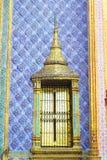 Iglesia de la ventana Imágenes de archivo libres de regalías
