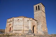 Iglesia DE La Vera Cruz, Segovia, Spanje Stock Foto
