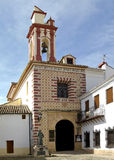 Iglesia de la Virgen de La Paz, Ronda Royalty Free Stock Photo