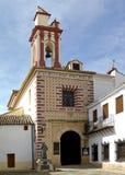 Iglesia de la Virgen de La Paz, Ronda Royalty Free Stock Photo