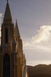 Iglesia de la Virgen del valle Fotos de archivo libres de regalías
