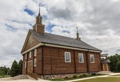 Iglesia de Labanoras Foto de archivo