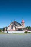 Iglesia de las fes del santo, Rotorua Fotos de archivo libres de regalías