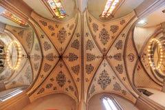 Iglesia de Lausanne de StFrancis fotos de archivo libres de regalías