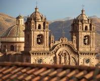 Iglesia De Los angeles Compania Obraz Royalty Free