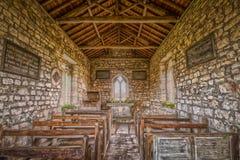 Iglesia del St mayos de HDR Fotografía de archivo