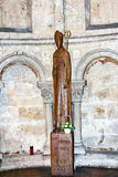 Iglesia de los pres del DES de St Germain en París francia Fotografía de archivo