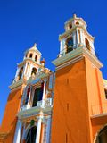 Iglesia de los remedios Royalty Free Stock Photo