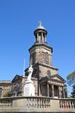 Iglesia de los sábalos del St, Shrewsbury Fotos de archivo libres de regalías