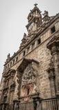 Iglesia De Los Santos Juanes, Valência, Espanha Imagens de Stock Royalty Free